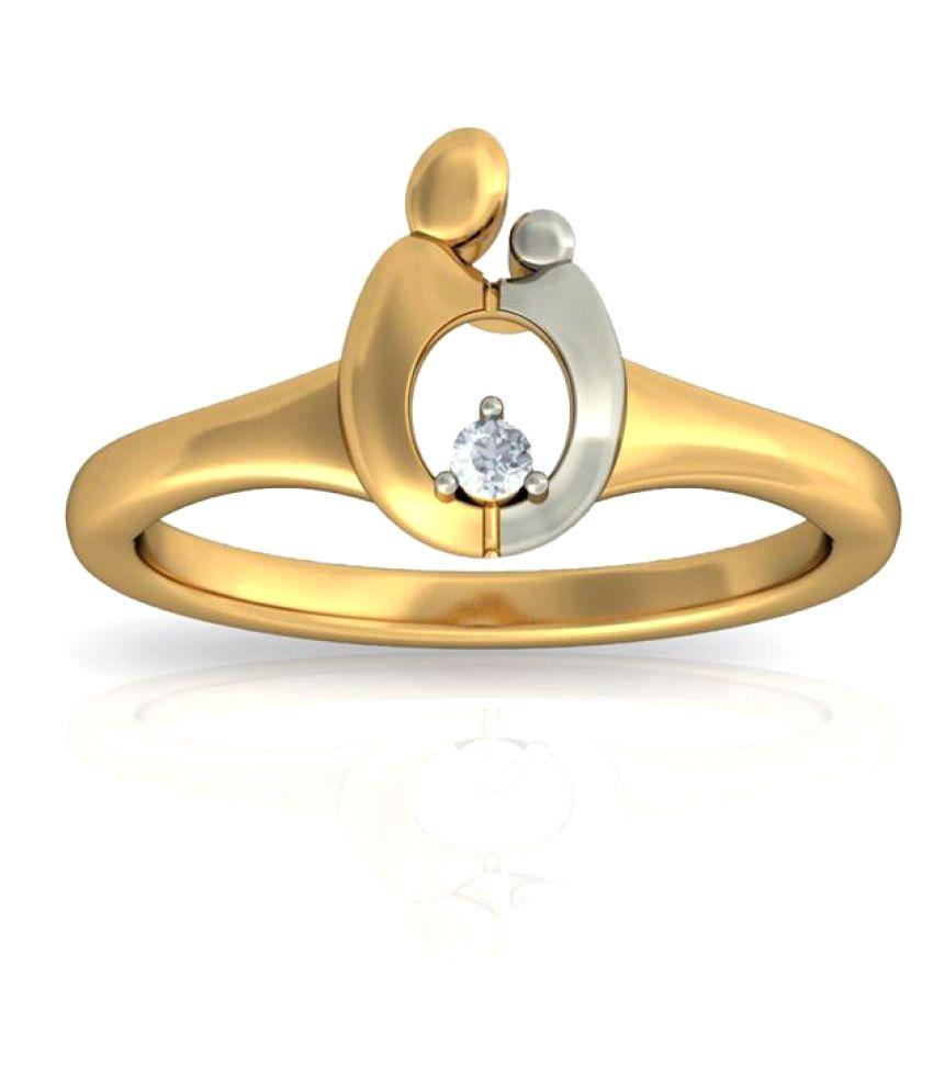 Jacknjewel 18k Gold Ring