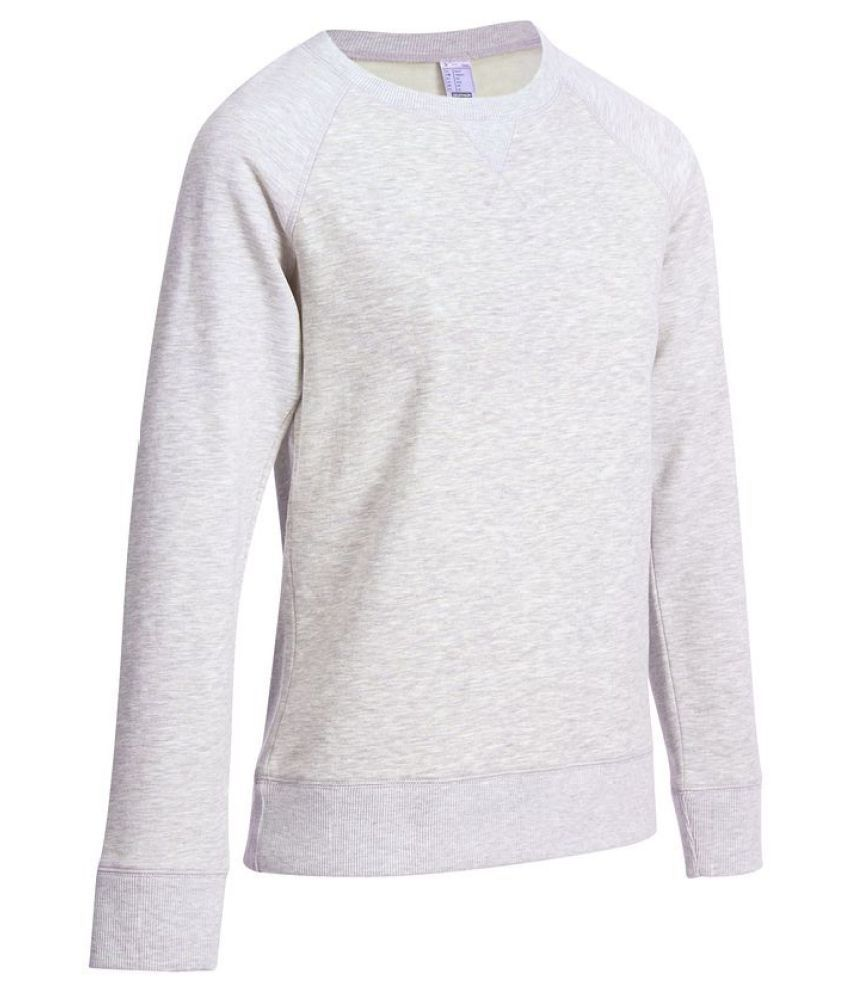 Domyos Women's Crew Neck Sweatshirt