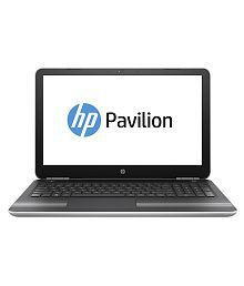 HP Pavilion 15-AU624TX Notebook Core i5 (7th Generation) 4 GB 39.62cm(15.6) Windows 10 Home without MS Office Not Applicable Silver