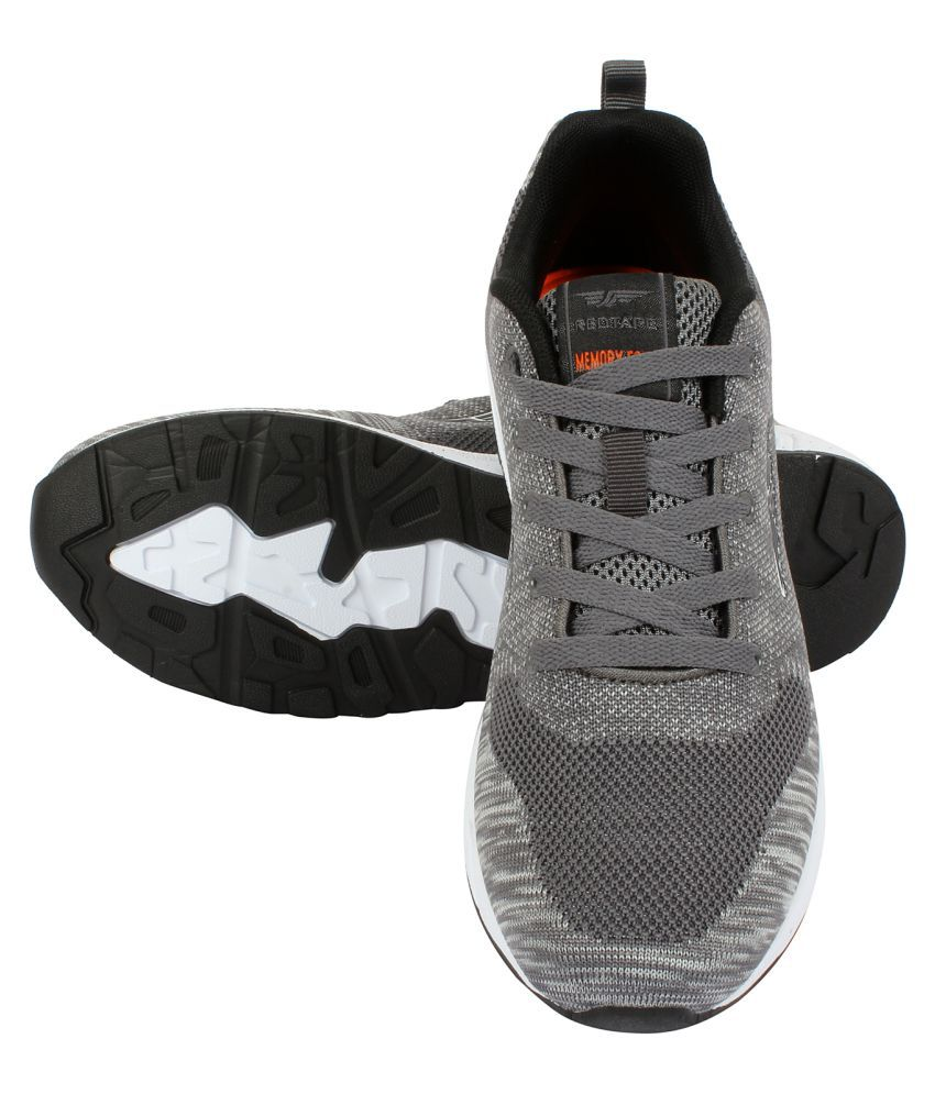 Red Tape Rsc0058 Gray Running Shoes