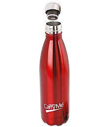 Carryme Aqua Hot & Cold Steel Flask - 250 Ml