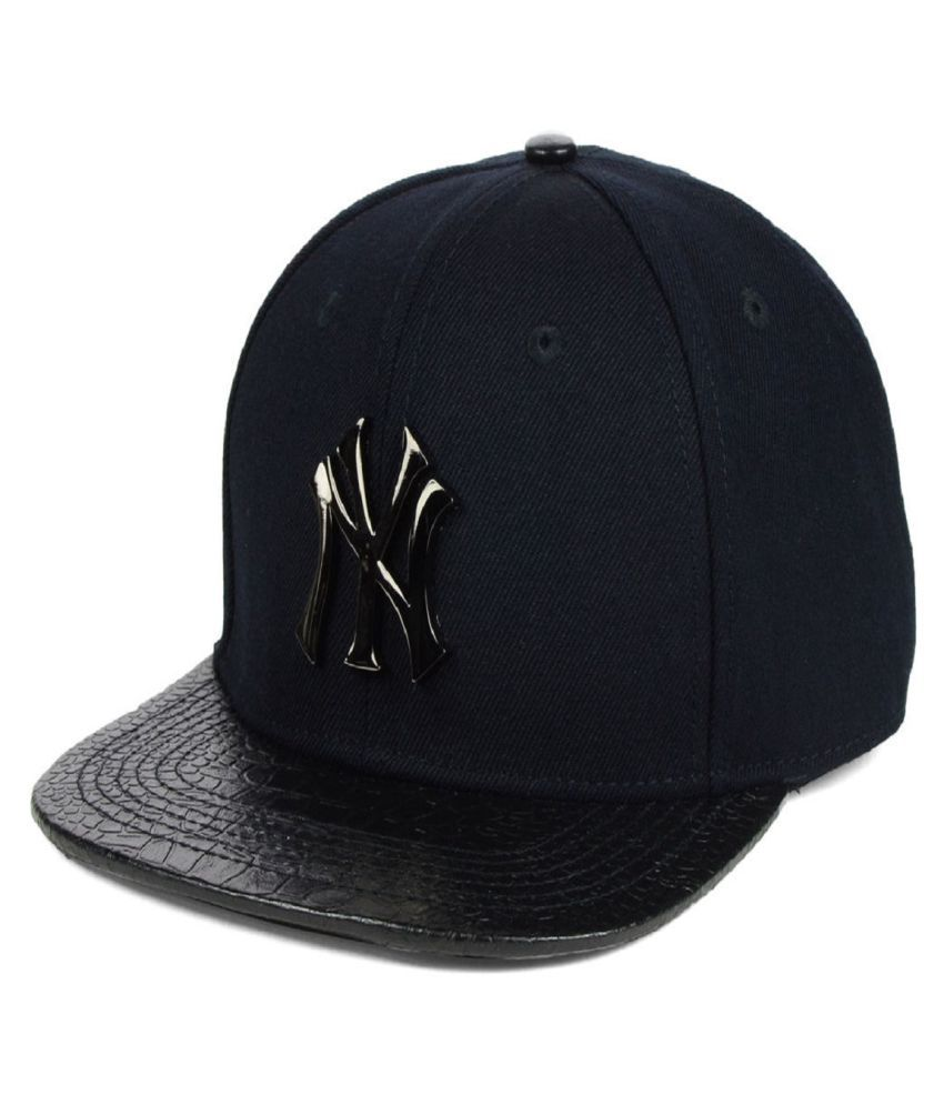 Huntsman Era Black Plain Acrylic Caps