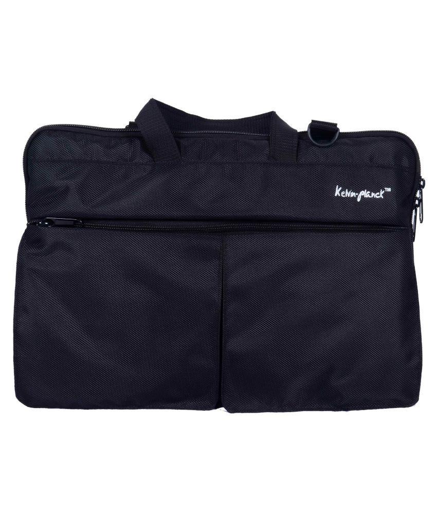 Kelvin Planck Black Laptop Cases