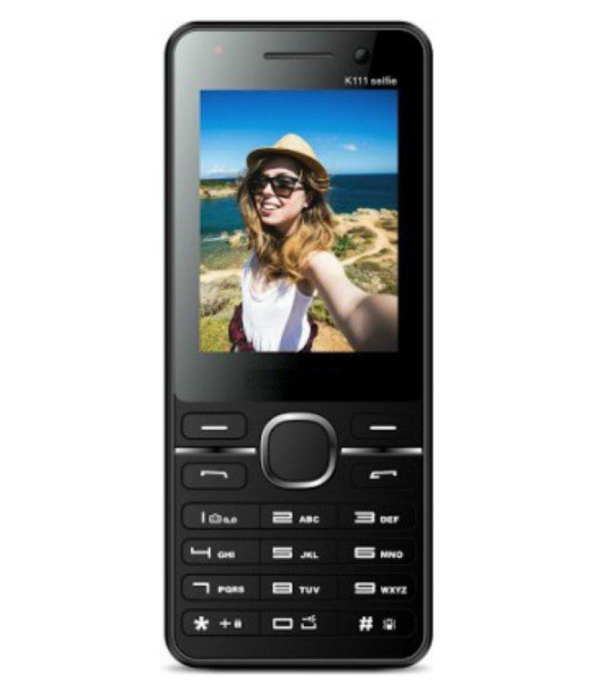 Yxtel K111 Plus 128 MB White