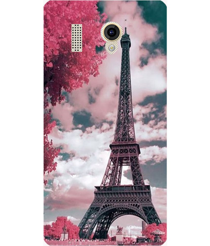 Intex Cloud Style 4g Printed Cover By Amagav