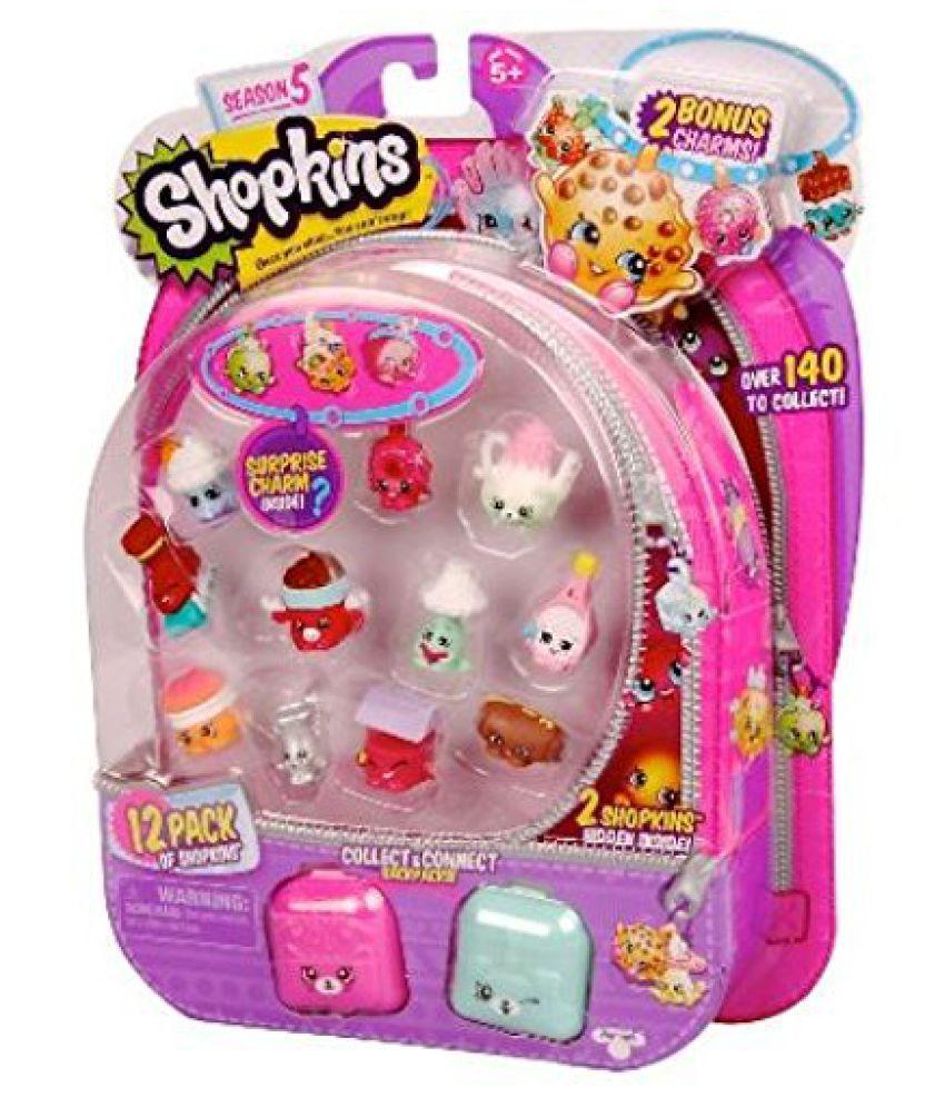 Shopkins Season 5, 12-Pack - Buy Shopkins Season 5, 12 ...