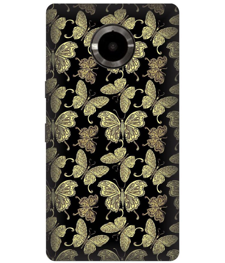 Micromax Yu Yuphoria Printed Cover By Skintice