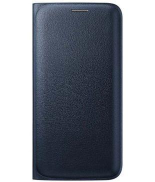brand new 9e6cd 60293 Yu Yureka S Flip Cover by Lamayra - Black