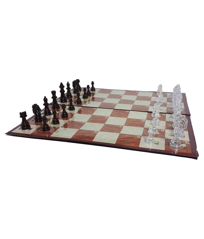 Plutofit Classic Creative Chess Game