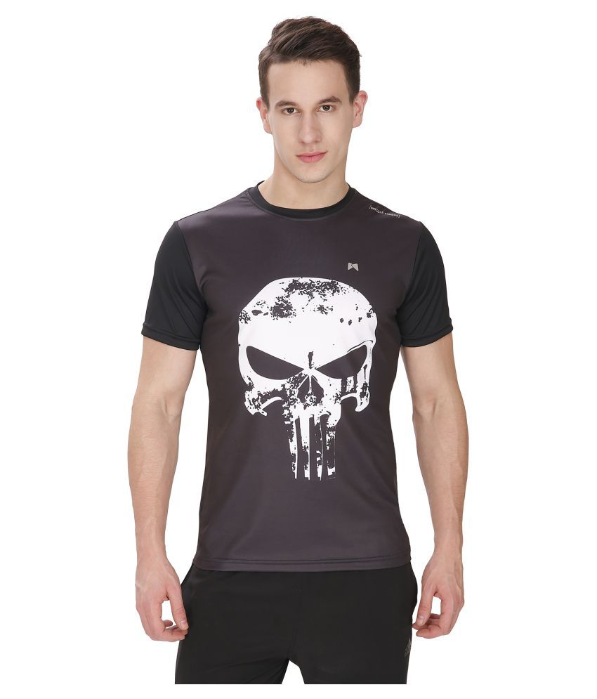 Muscle Torque Multi Round T-Shirt