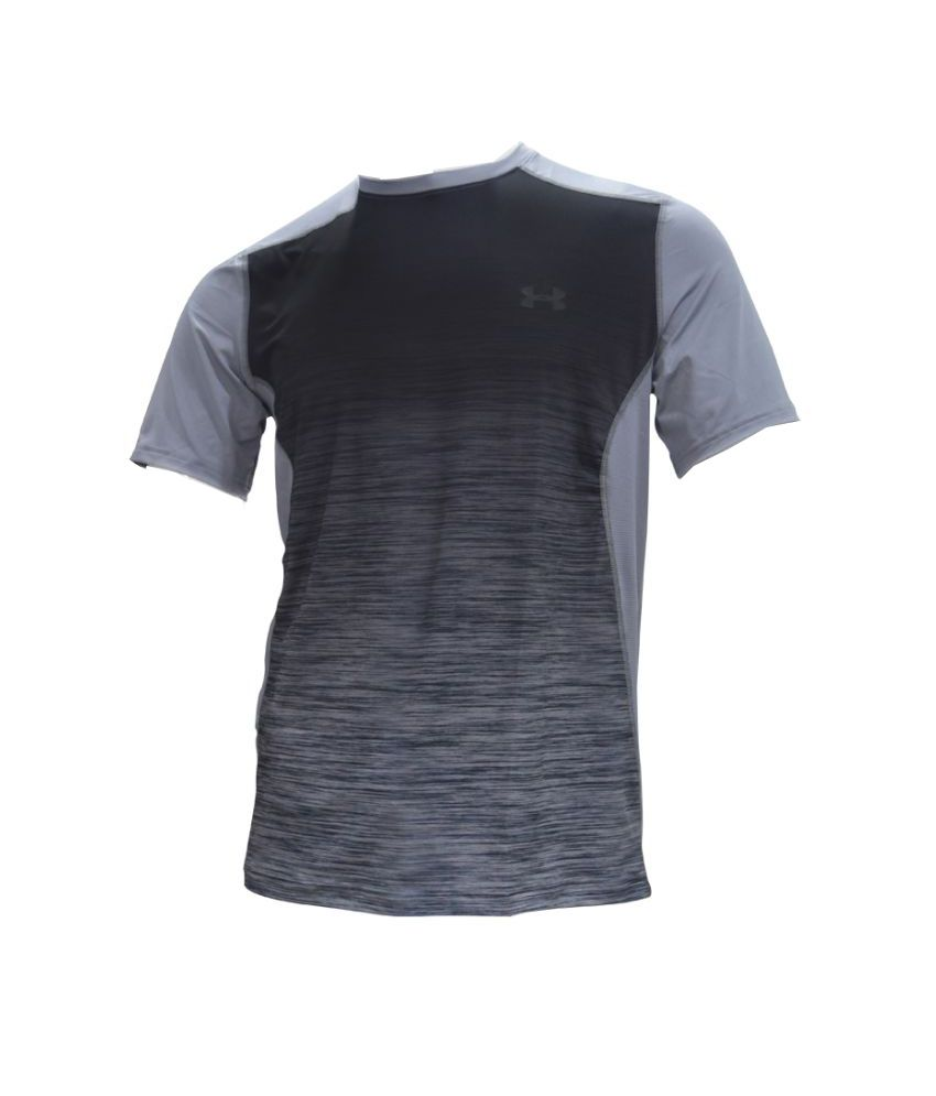 Under Armour Multi Polyester T Shirt