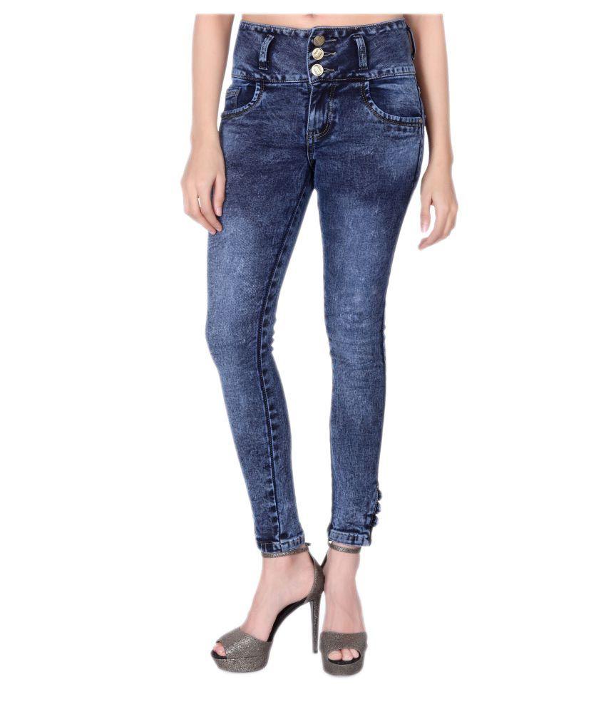 Villain Denim Lycra Jeans