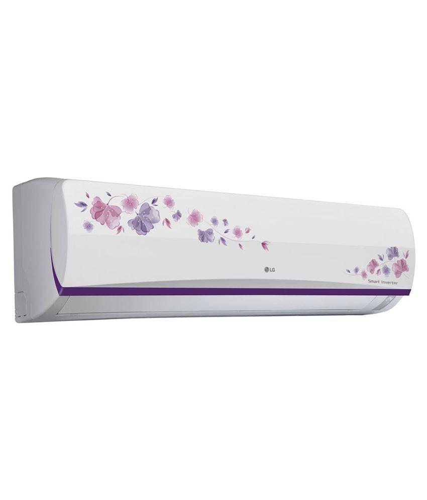 lg 1 ton inverter jsq12afxd split air conditioner - Lg Air Conditioner