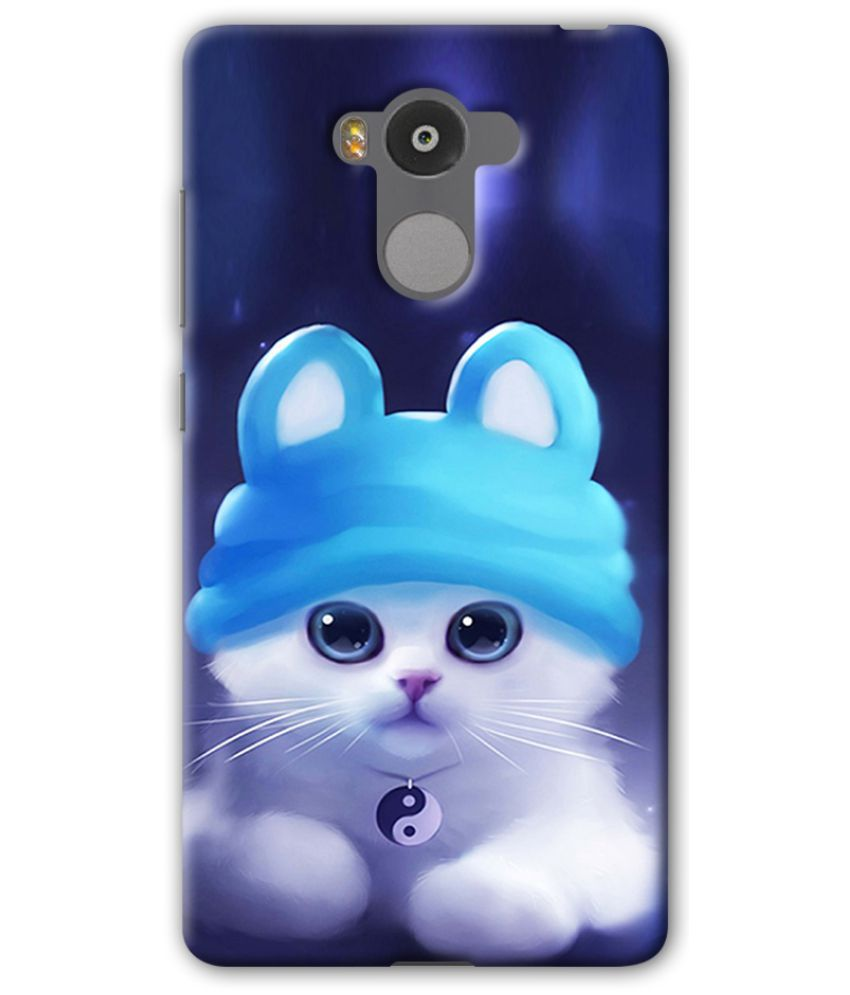 Xiaomi Redmi 4 Prime Printed Cover By Cell First