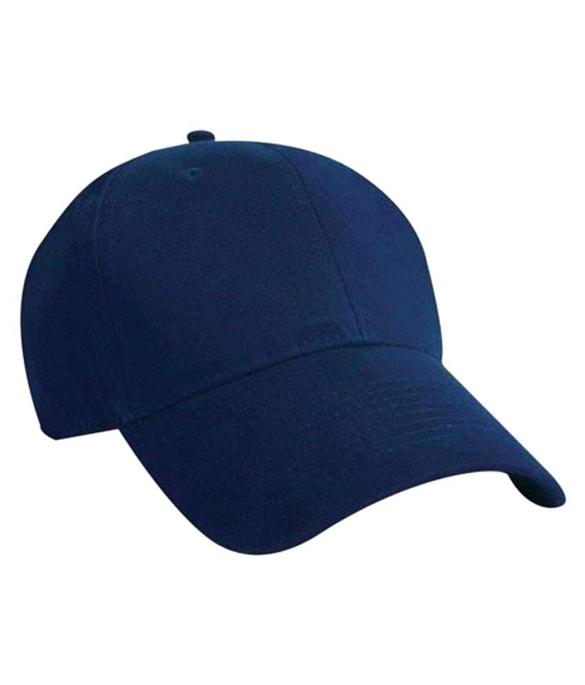 c8b0f640c00 Tahiro Blue Cotton Cap - Pack Of 1  Buy Online at Low Price in India -  Snapdeal