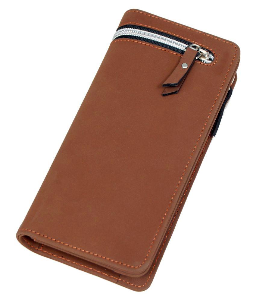 Borse Brown Wallet