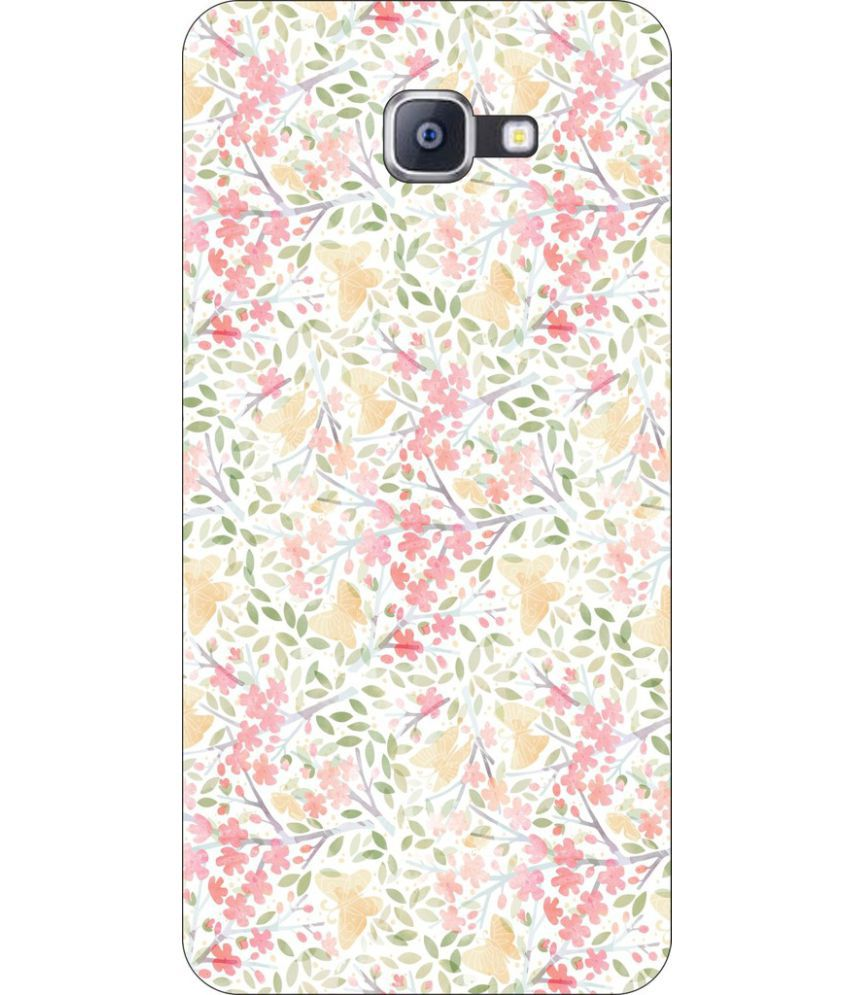 Samsung Galaxy A9 Pro Printed Cover By Go Hooked