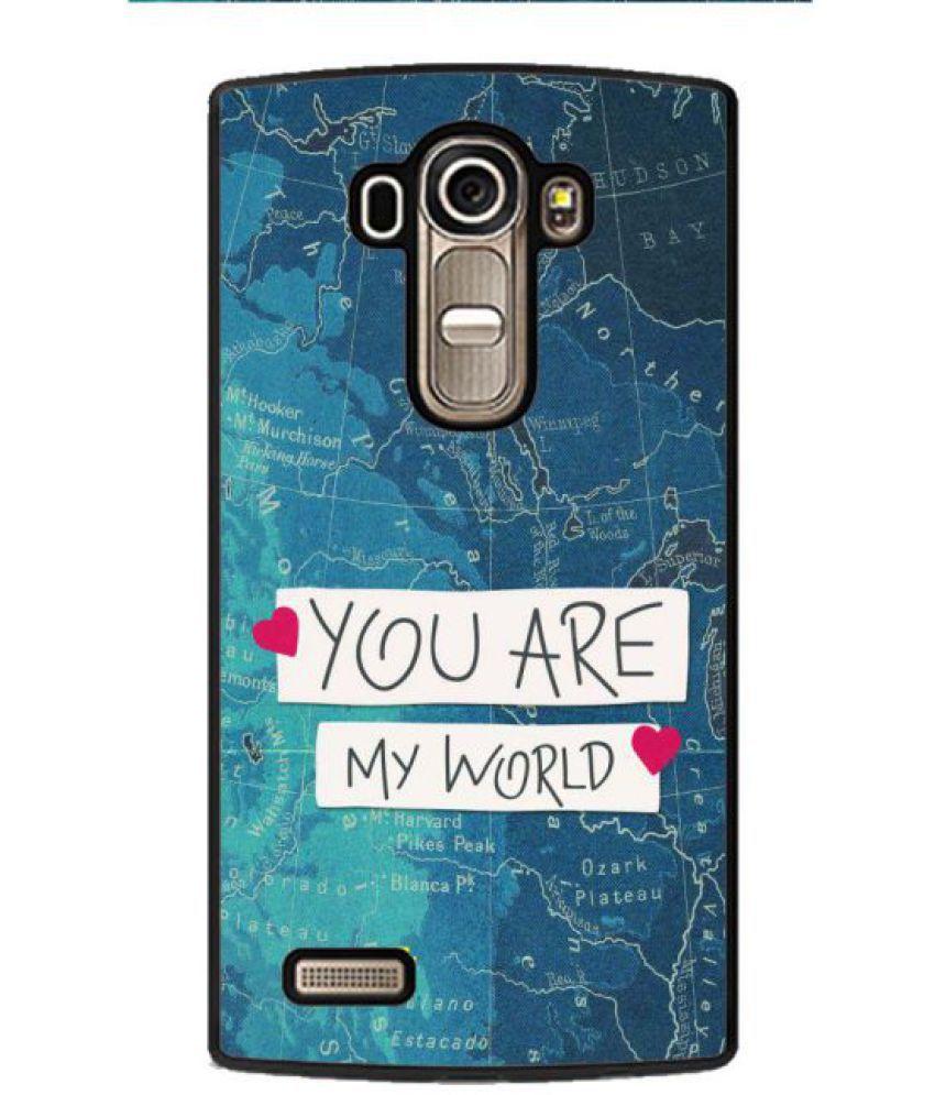 LG G4 3D Back Covers By YuBingo