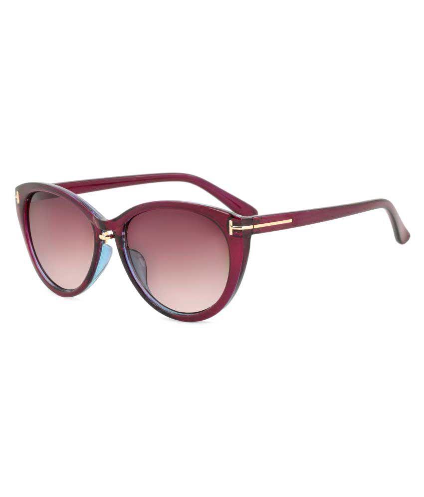 Royal Son Black Cat Eye Sunglasses ( 4070 )