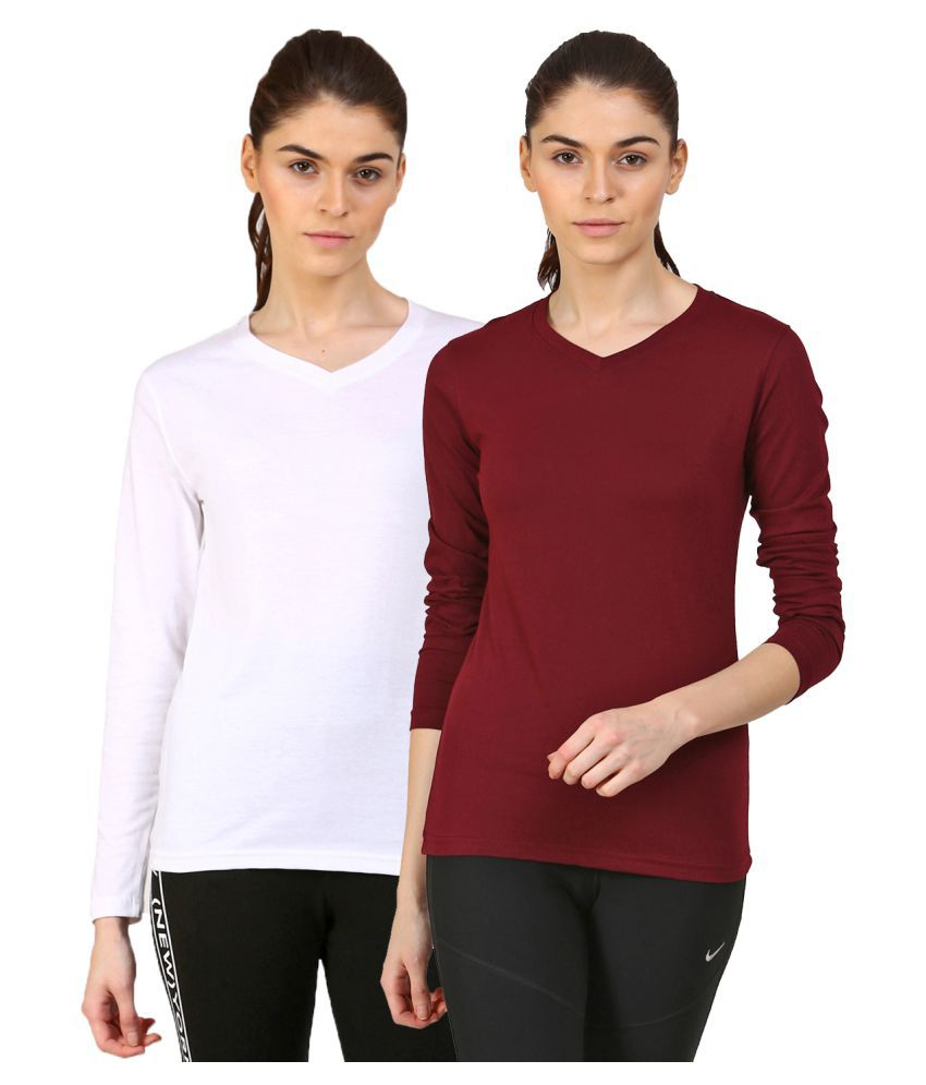 Ap'pulse Cotton T-Shirts