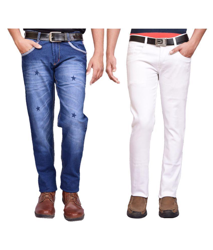 British Terminal Multi Slim Jeans