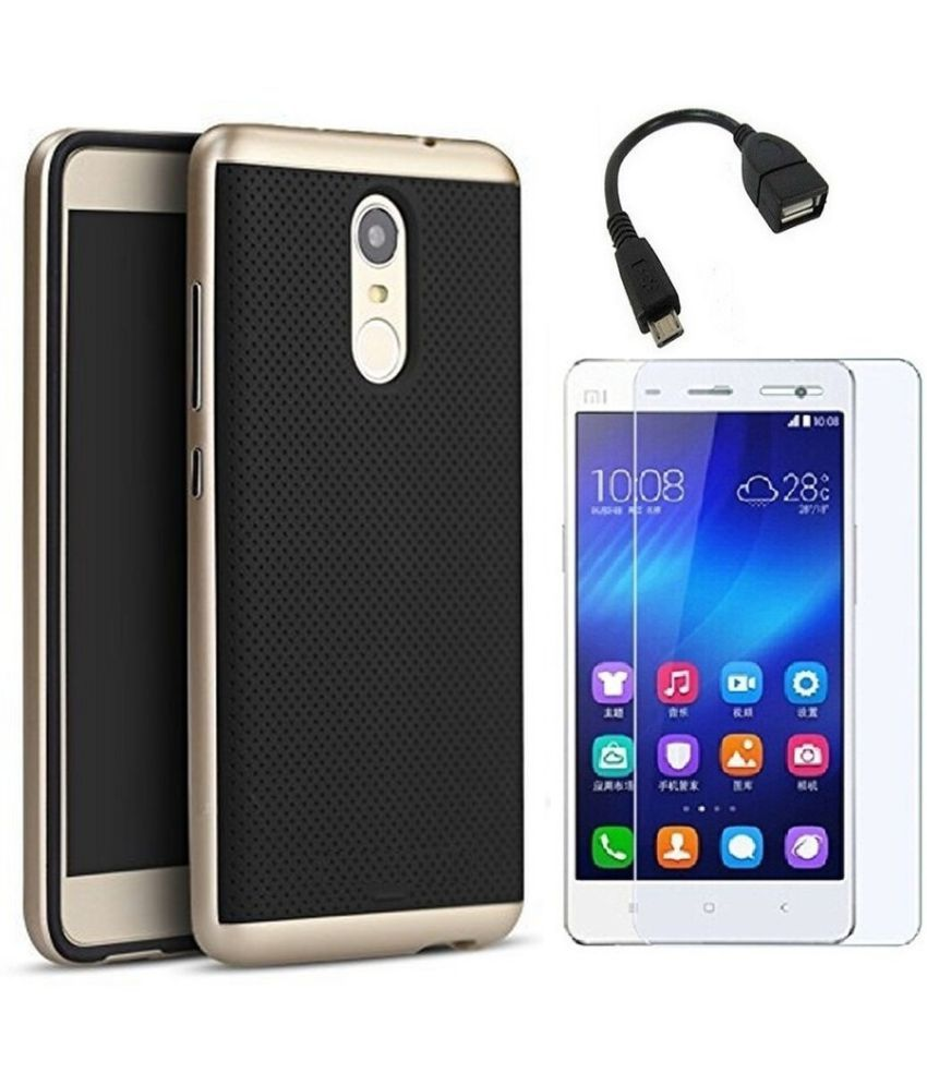 Xiaomi Redmi Note 4 Hybrid Covers YGS - Golden
