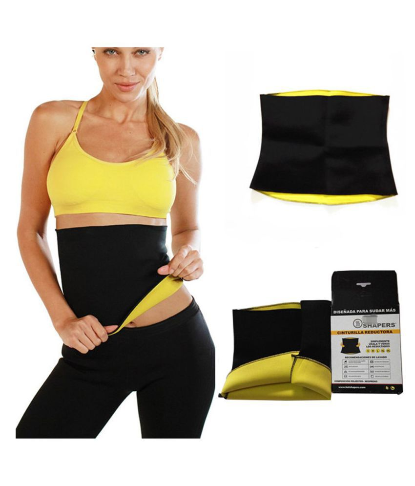 e14c567a42bad Women World Slim Hot Shaper Belt L  Buy Women World Slim Hot Shaper Belt L  at Best Prices in India - Snapdeal