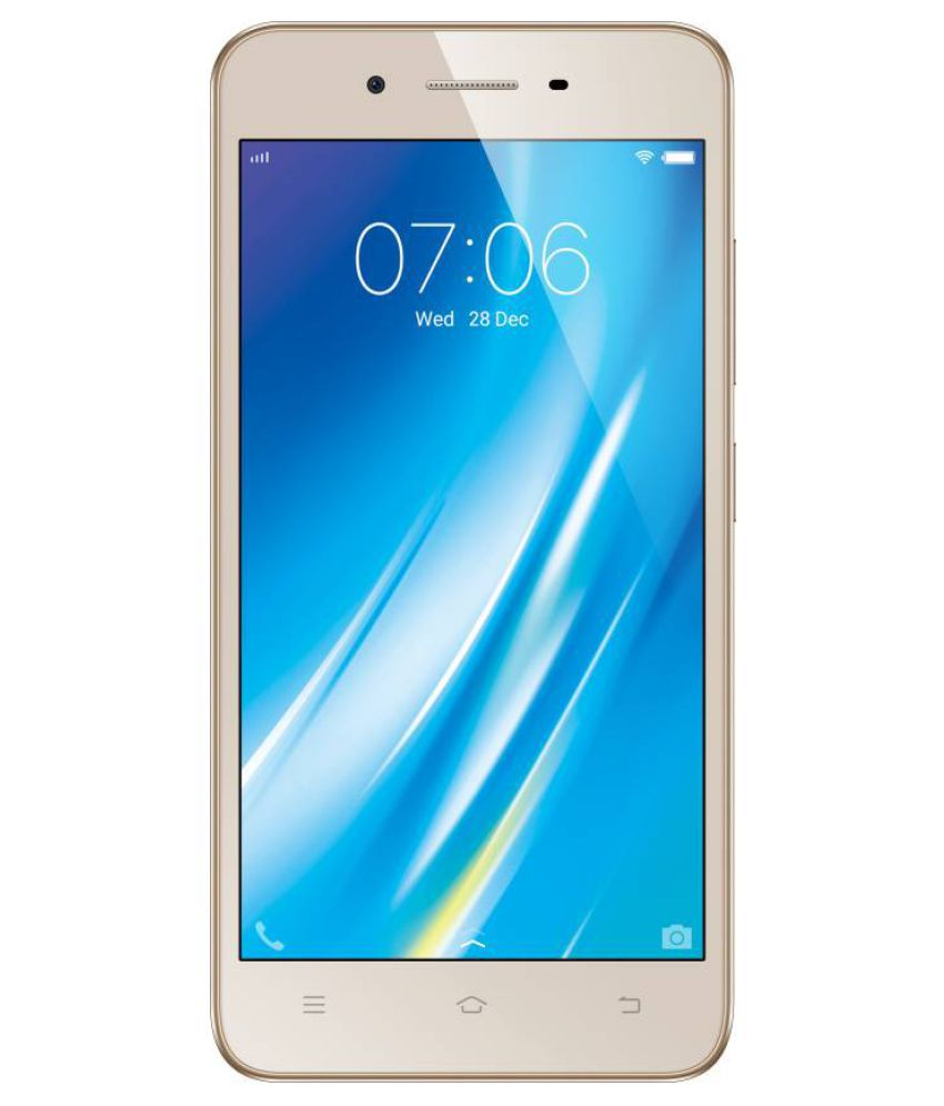 Vivo 1606 16GB Gold