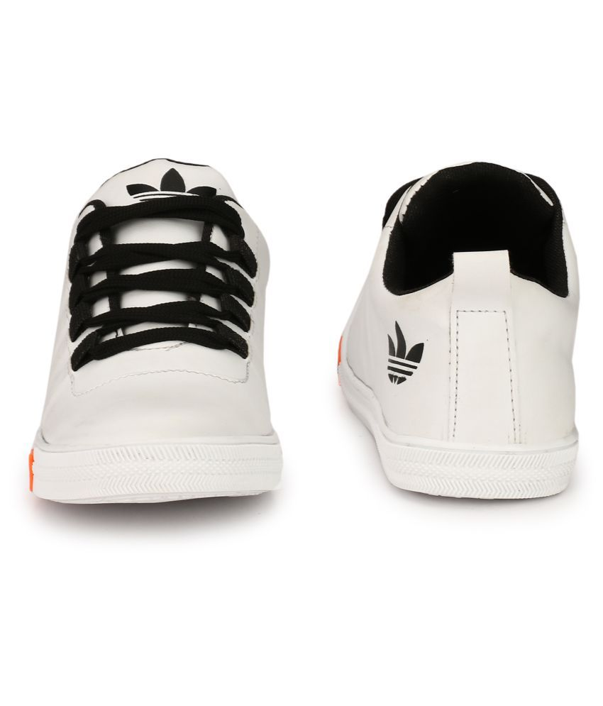 cheap buy authentic Inexpensive sale online BLACK SONS White Casual Shoe Combo KsplpV