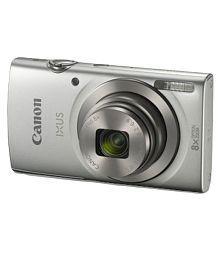 Canon IXUS 185 8X Optical zoom 20 MP Digital Camera