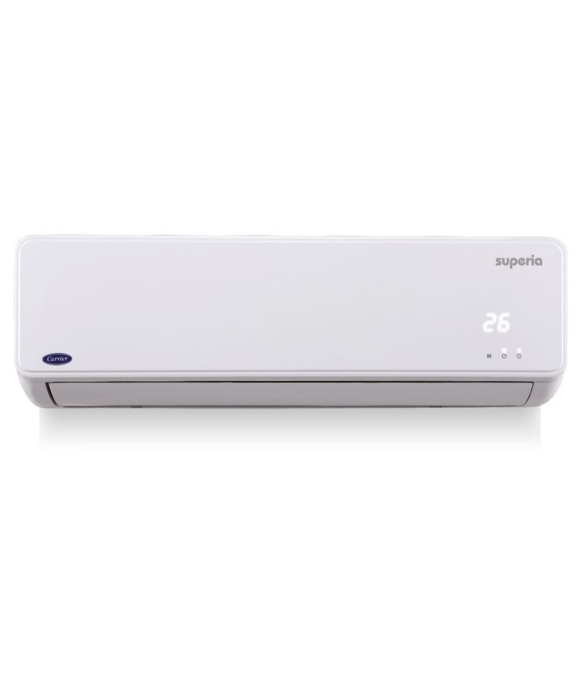 Carrier 1.5 Ton 3 Star Superia Cyclojet Split Air Conditioner