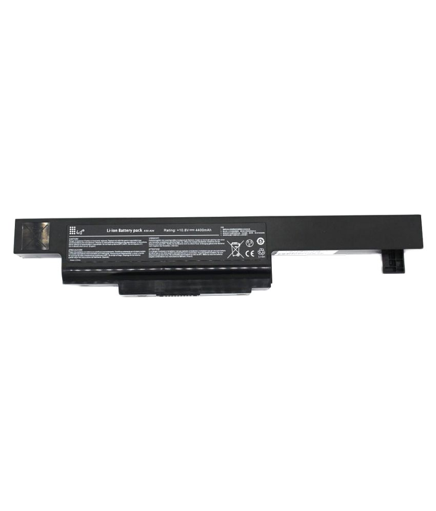 4D Laptop battery Compatible For Asus CX480 CX480MX CX480P