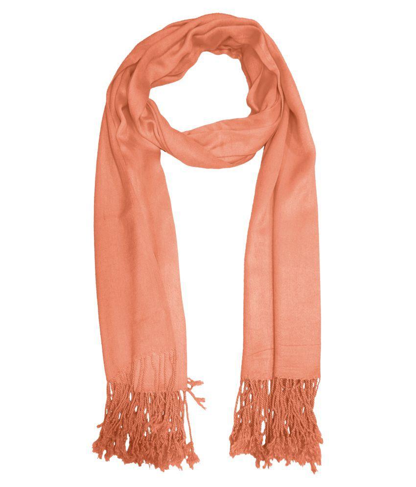 Urban-Trendz Orange Scarves