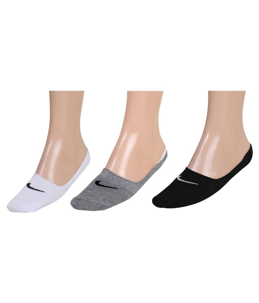 0fb2253a7 Nike Multi Casual Low Cut loafer Socks: Buy Online at Low Price in India -  Snapdeal