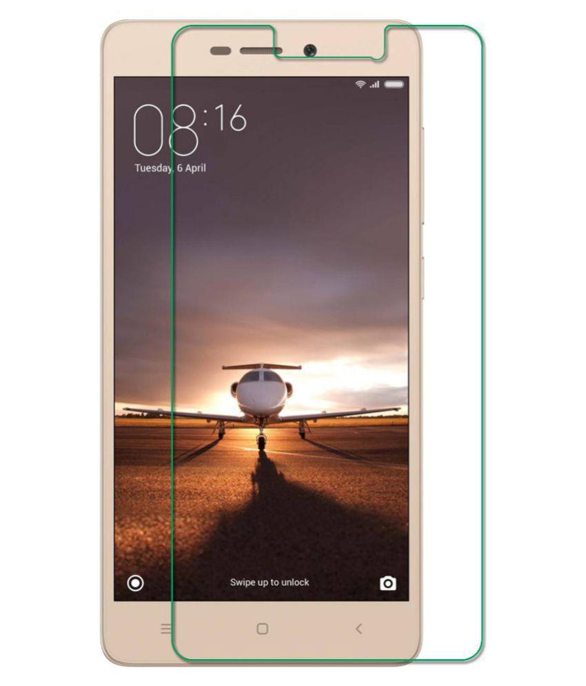 Xiaomi Redmi 4A Tempered Glass Screen Guard By Doyen Creations