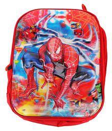 Aplus Multicolor Bag with Pencil Box