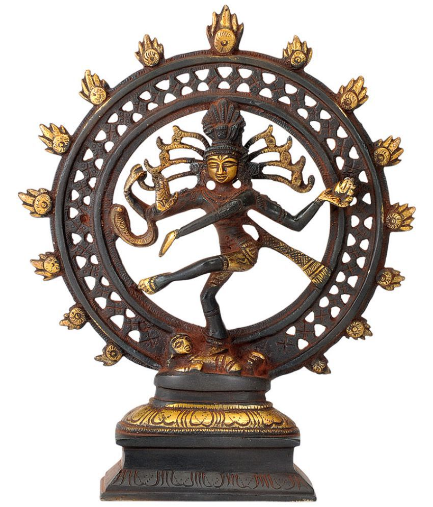 Redbag Shiva Brass Idol