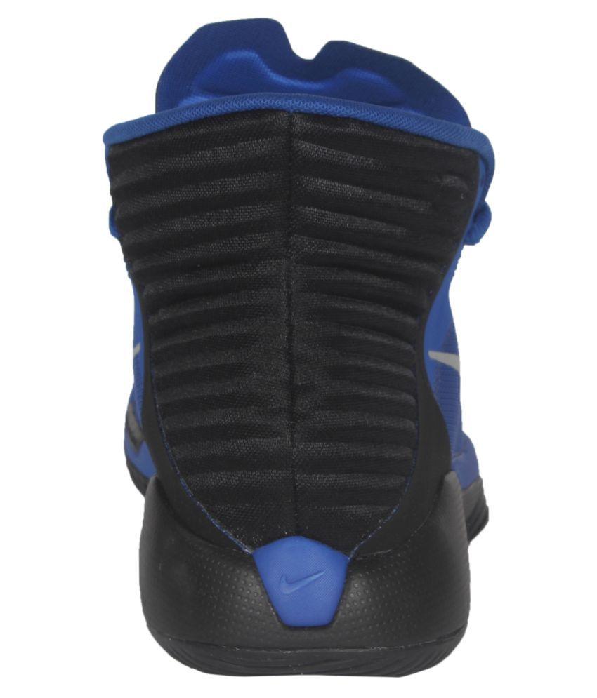 28fcf738f215 Nike Prime Hype Df 2016 Blue Basketball Shoes - Buy Nike Prime Hype ...