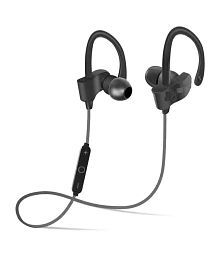 Mobilefit On Ear Wireless Headphones With Mic - 624974090796