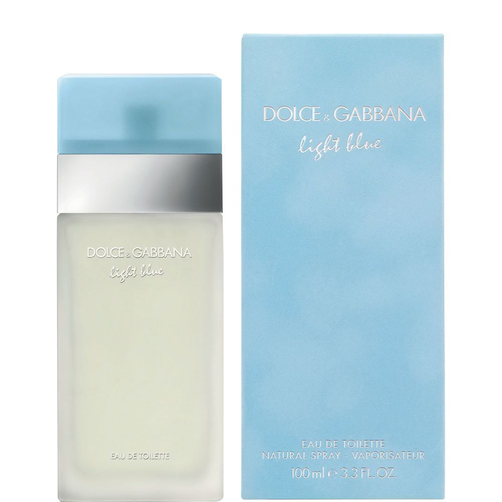 Dolce & Gabbana Light Blue  Women 100Ml