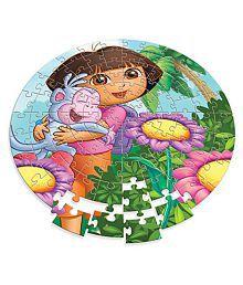 Funskool Dora Circular Puzzle