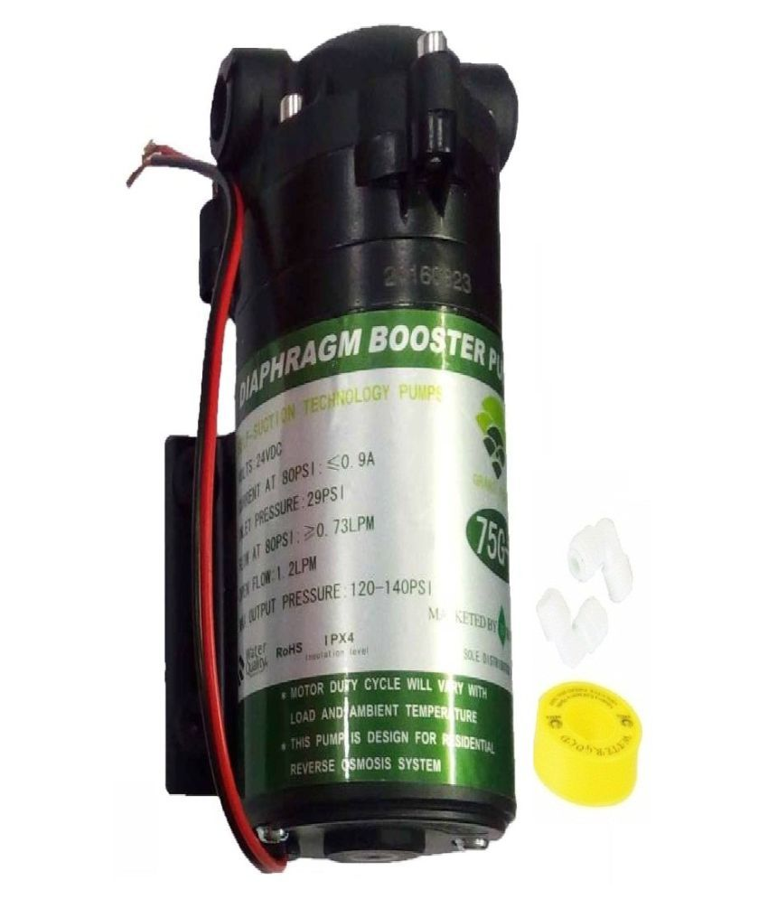 Newcon Grand Forest Ro Booster Pump Motor 24v Dc Diaphragm