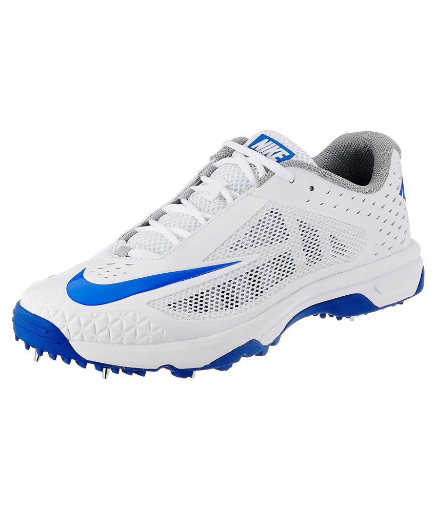 Nike Domain White Cricket Shoes - Buy Nike Domain White Cricket Shoes Online at Best Prices in India on Snapdeal