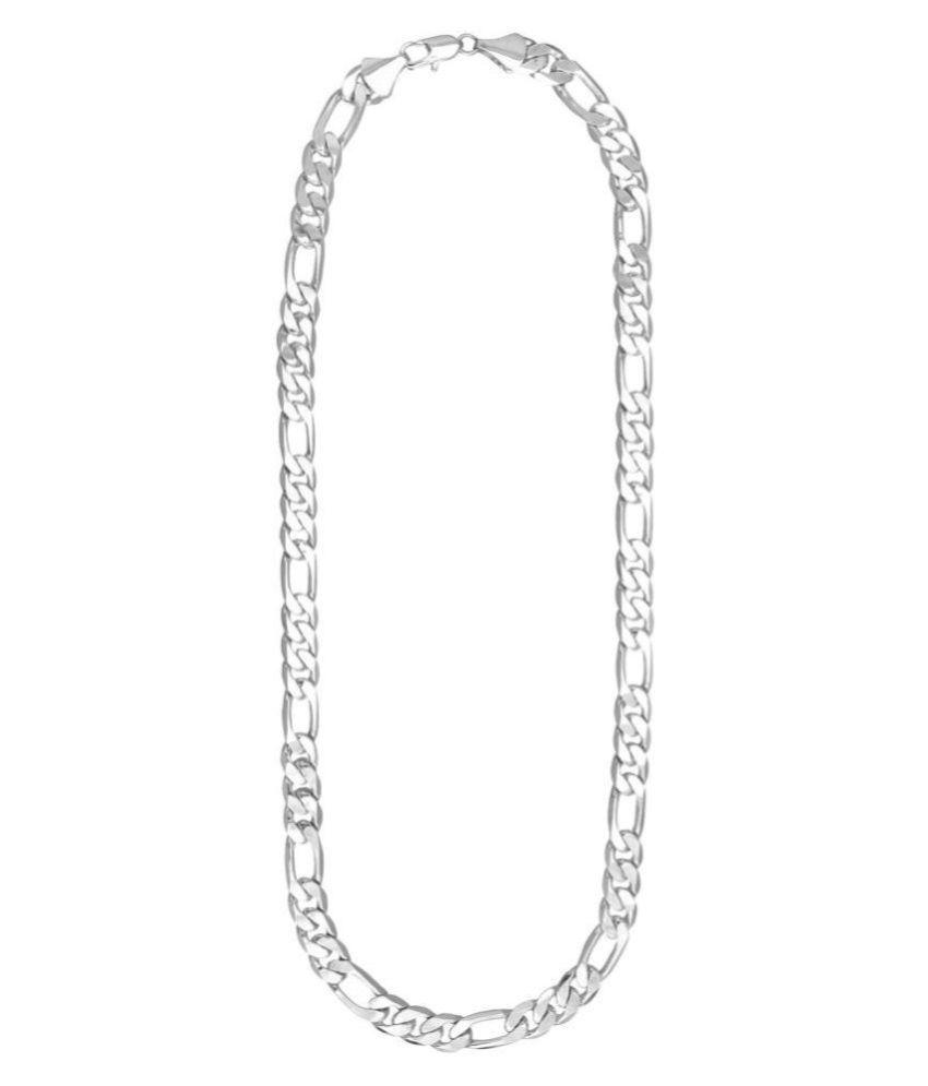 Shining Jewel Silver Chain