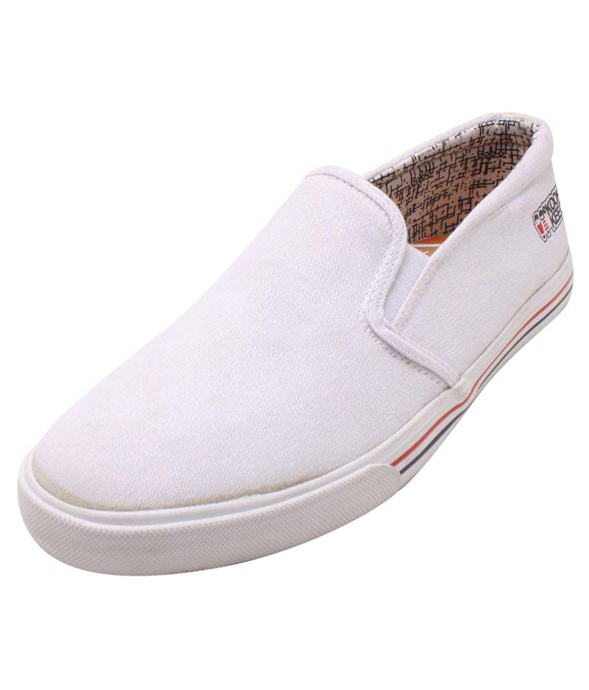 4d7629fc0c3 Kook N Keech Sneakers White Casual Shoes - Buy Kook N Keech Sneakers White  Casual Shoes Online at Best Prices in India on Snapdeal
