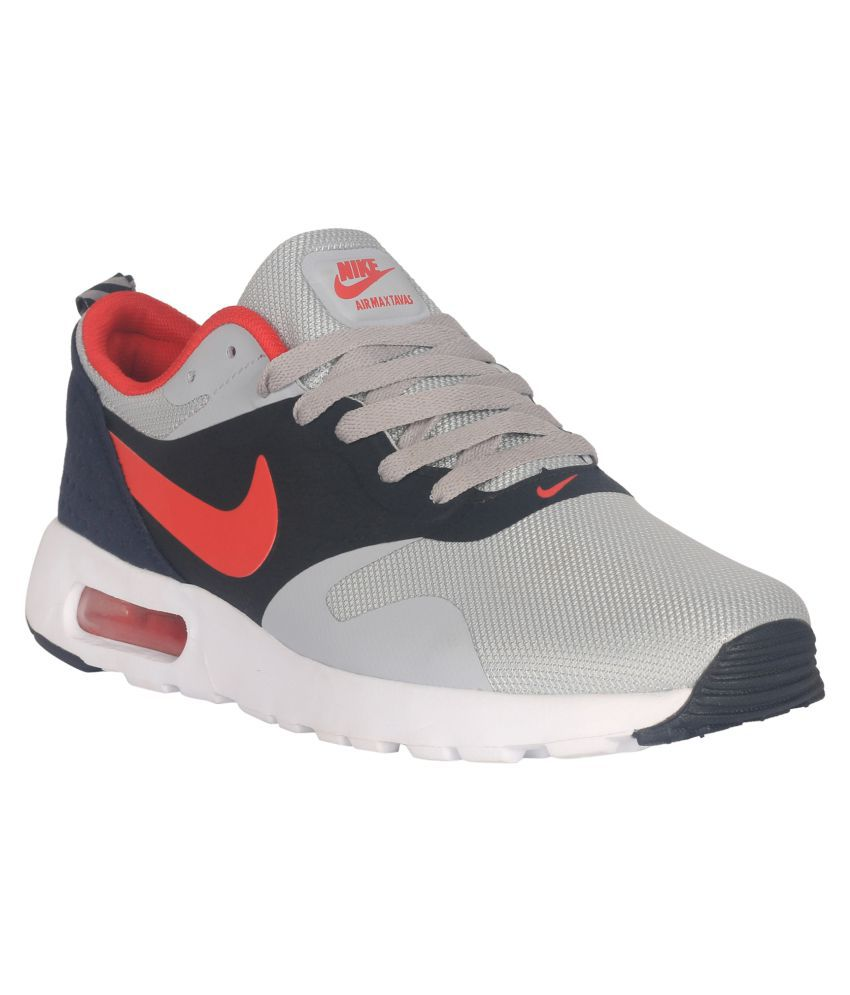 7f74da4e36 Nike Air Max Tavas Red Running Shoes available at SnapDeal for Rs.3097