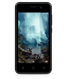 Intex Aqua 4G Mini 4GB Black