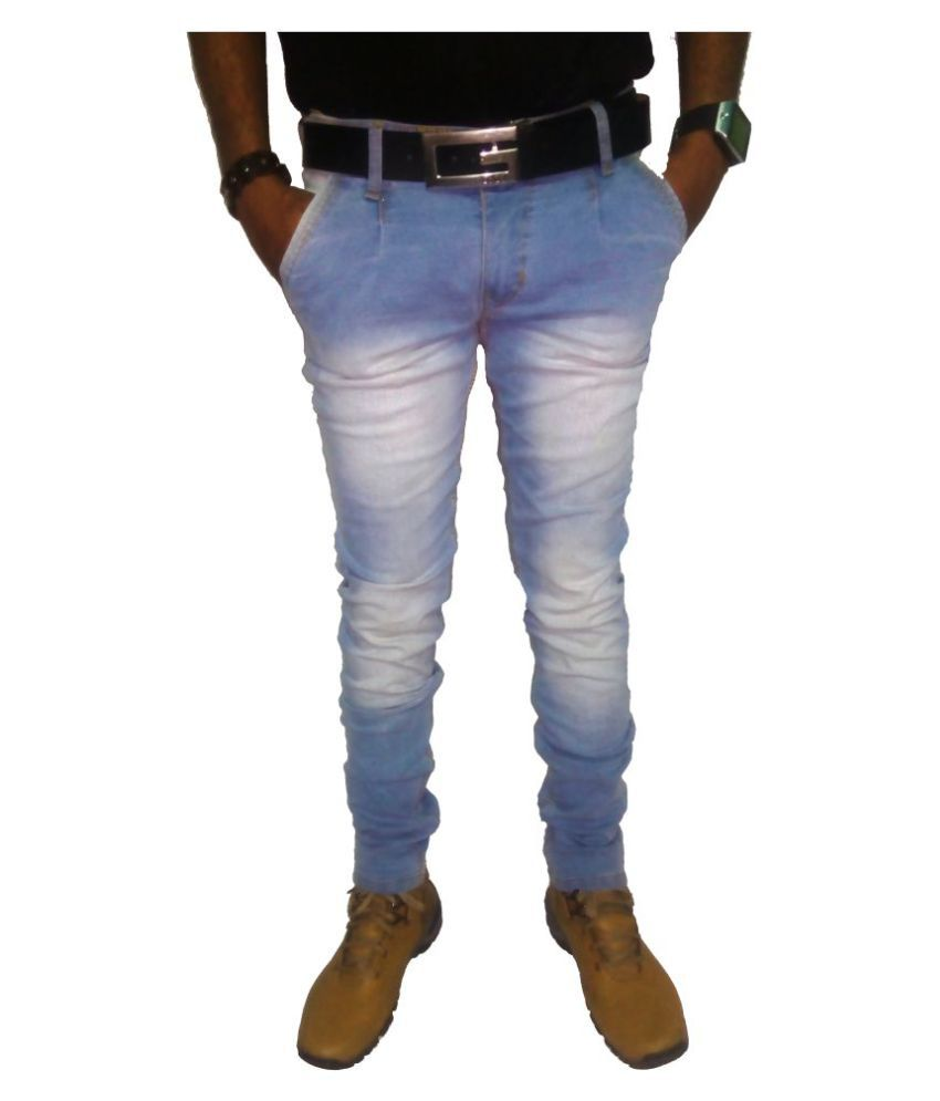 Rd Outfits Blue Slim Jeans