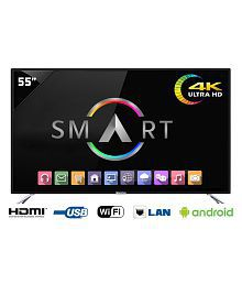 Weston WEL-5500 140 cm ( 55 ) Smart Ultra HD (4K) LED Television