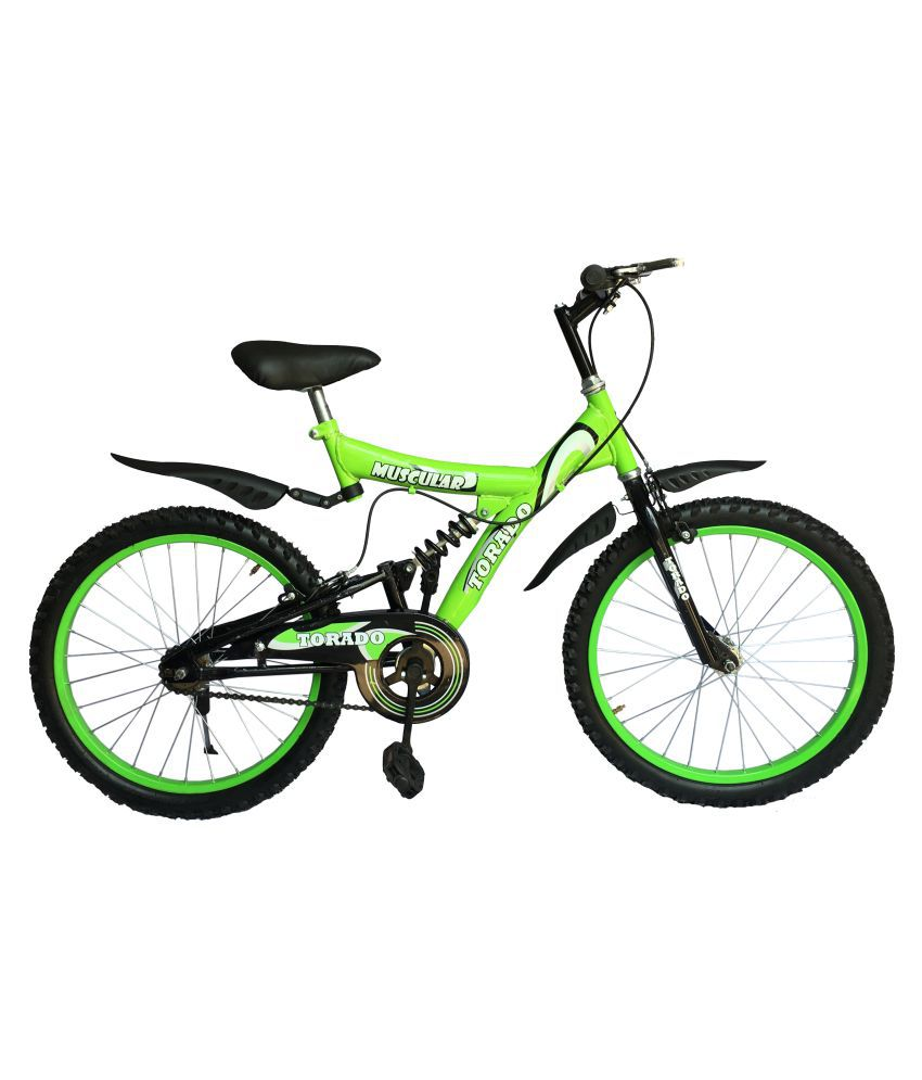 Torado Muscular 20t Kids Bike Bicycle For Ages 7 9 Years Kids Cycle
